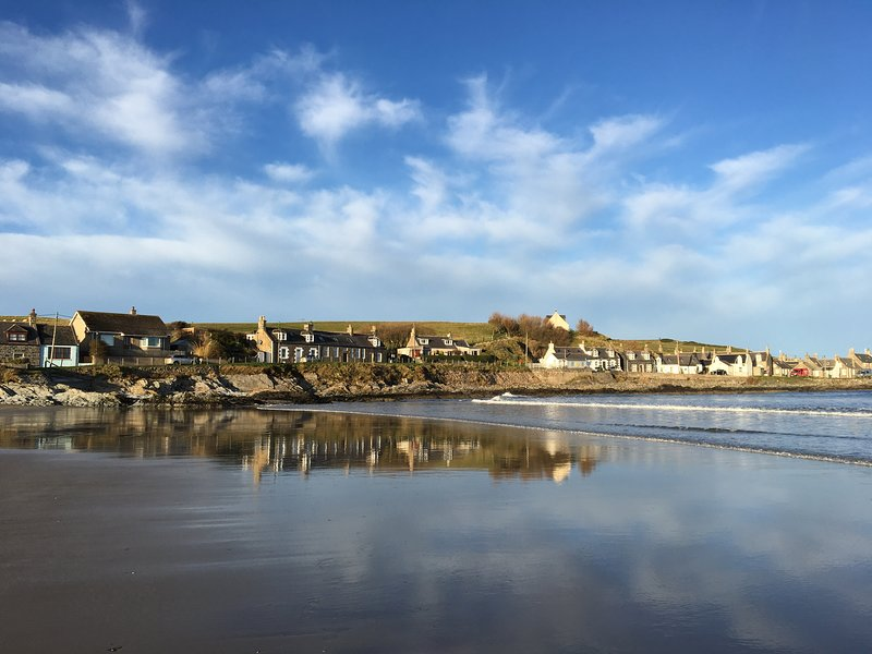 beach cottage sandend updated 2019 holiday home in portsoy rh tripadvisor co uk