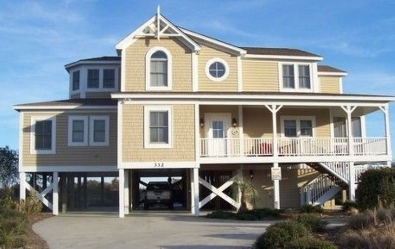Lazy Days, vacation rental in Holden Beach