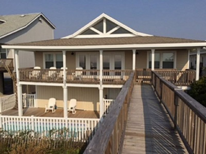 Heard the Waves, vacation rental in Holden Beach