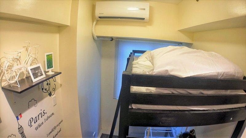 Brand New Studio Apartment in Taft Avenue Manila, Ferienwohnung in Manila