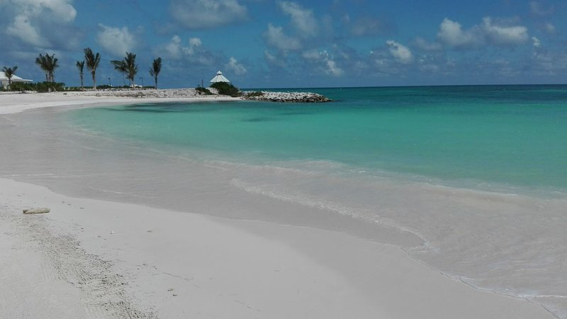 Beach in Aquamarina