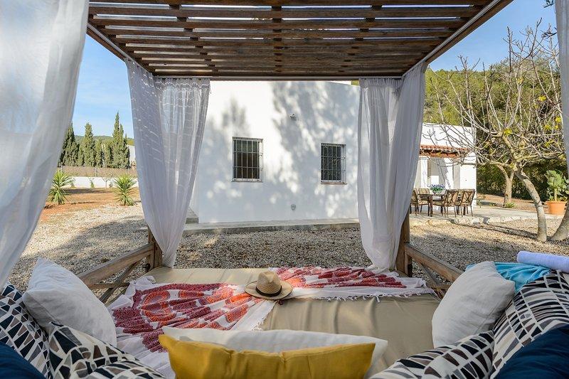 Es Reces, vakantiewoning in Ibiza