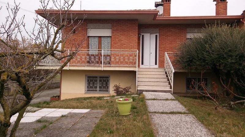 casa vacanza Bassano Up, vacation rental in Pove del Grappa