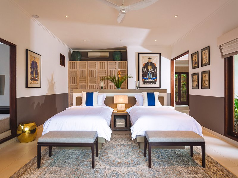 The Arsana Estate - Twin bedroom