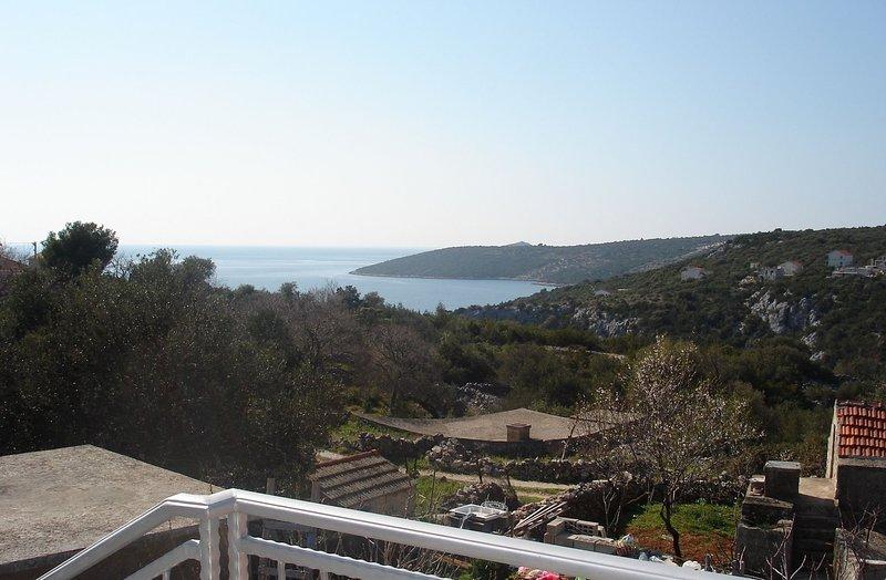 Villa Vinko H(8+2) - Cove Voluja (Vinisce), vacation rental in Vinisce