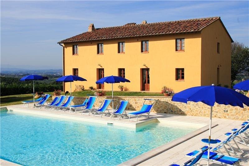 Villa il Caggio_San Gimignano_1