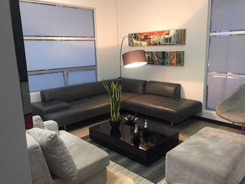 Rento Apartaestudios amoblados para estrenar, alquiler de vacaciones en Bogotá