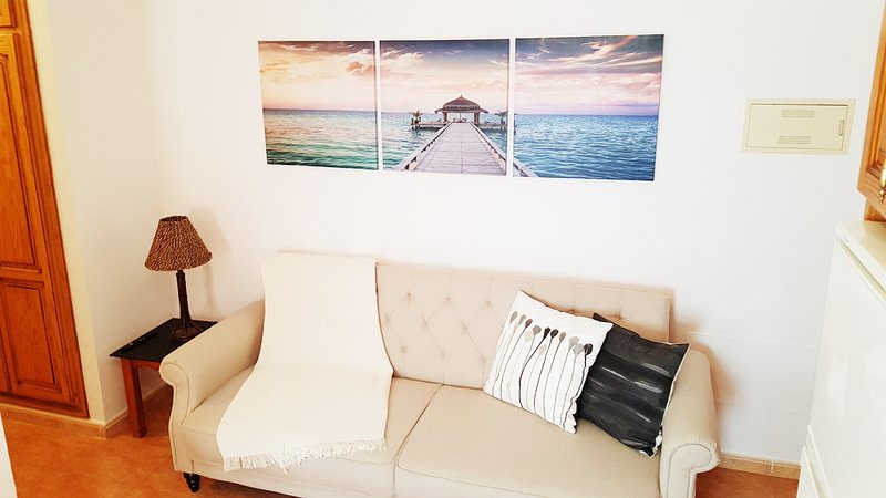 PLAZA APARTMENTS Tenerife ♡First class 2 bedroom apartment in Playa San Juan, alquiler vacacional en Playa San Juan