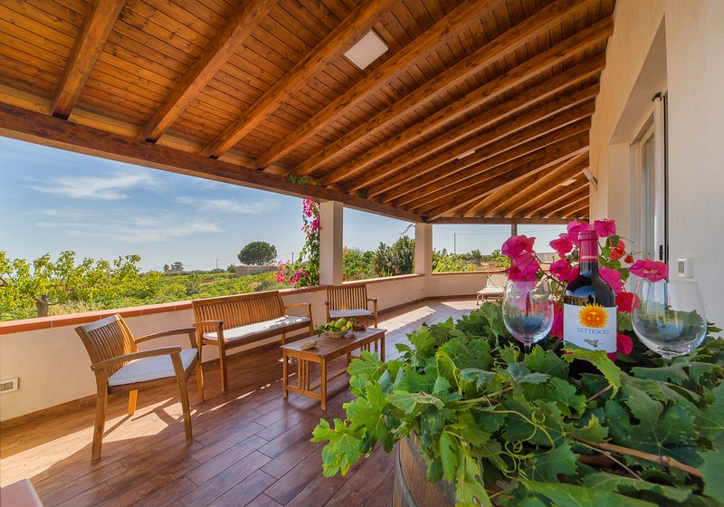 Villa Torrenova, vacation rental in Menfi