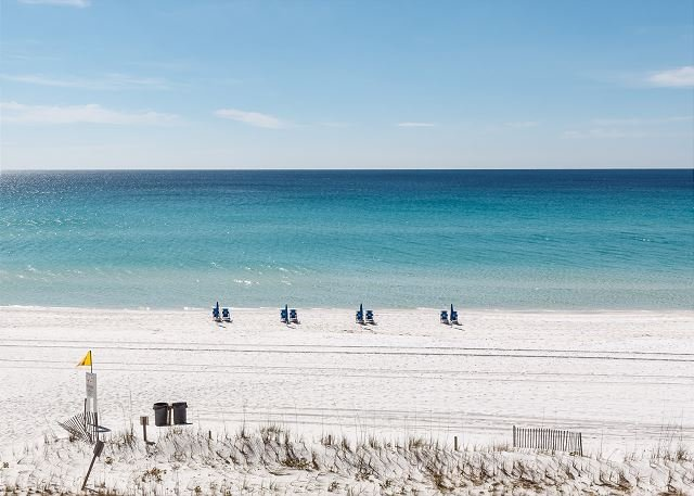 Gorgeous Gulf of Mexico right out your 'back door'