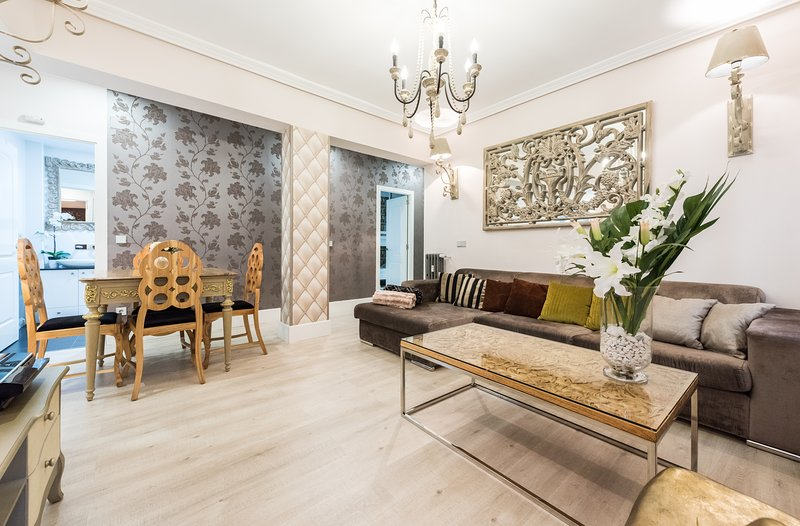 Wi Fi Air Conditioning Holiday Rental In Madrid