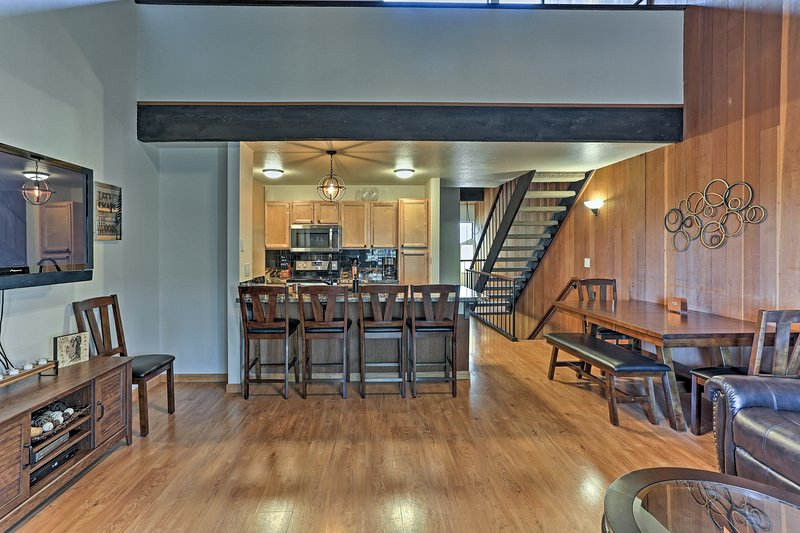 Explore northern Lake Tahoe at its finest from this Kings Beach vacation rental condo!