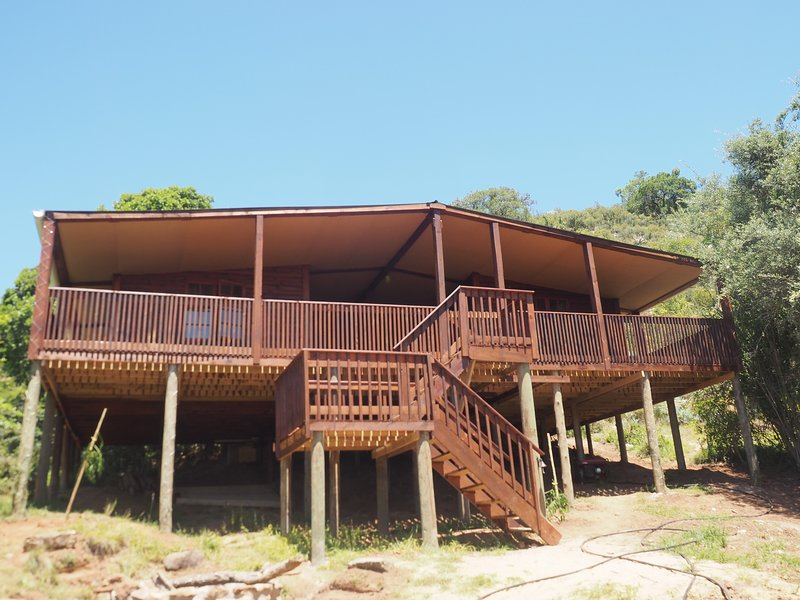 Pure Nature Familodge-Dassie Rock House, holiday rental in Sundays River Valley
