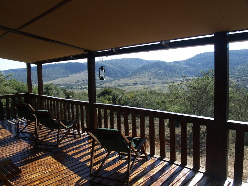Pure Nature Familodge - Little Canyon House, holiday rental in Sundays River Valley
