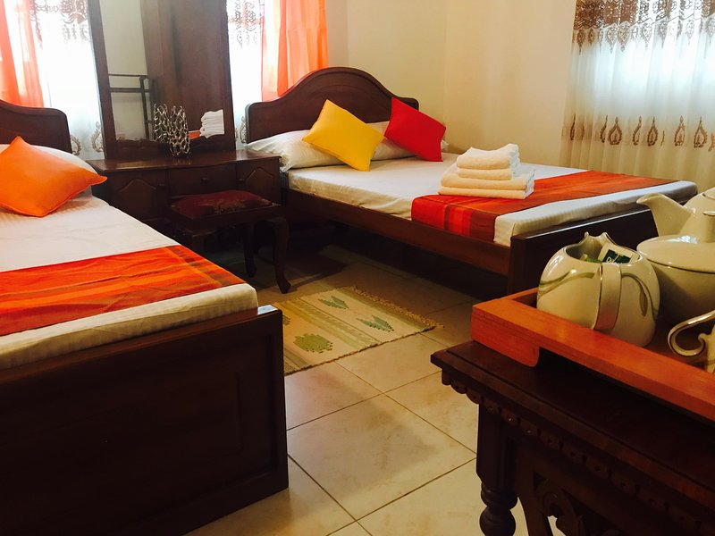 Magarita Leisure:  Double Room, vacation rental in Kalutara