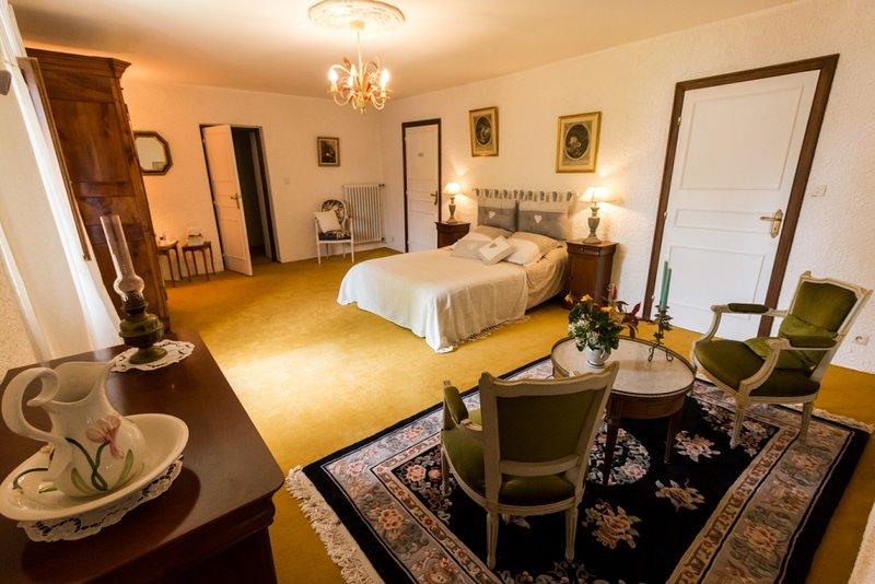 Séjour proche de Dinan - Les Chambres de Libr'Hisse, holiday rental in La Vicomte-sur-Rance