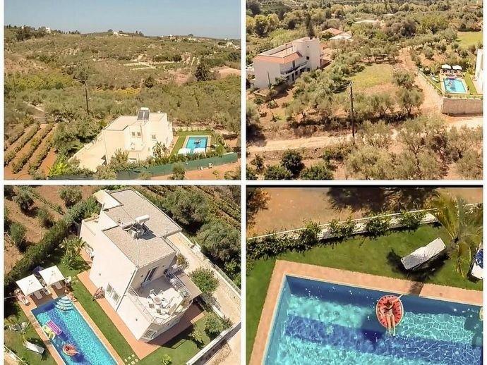 Villa Elena - Drone View