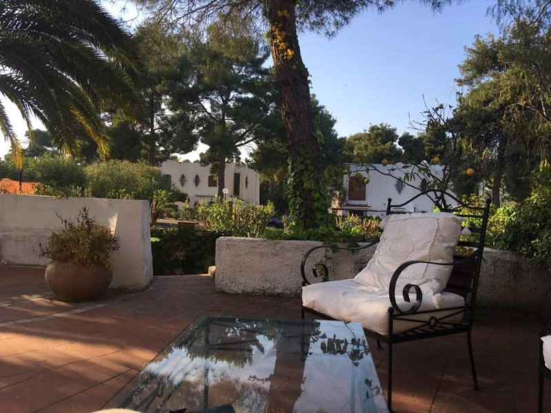 villa baia dei trabucchi, holiday rental in Peschici