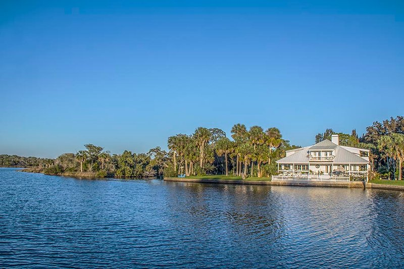 Florida Gulf-Tampa PRIVATE Tropical Island Waterfront Compound Family-Corporate, holiday rental in Aripeka