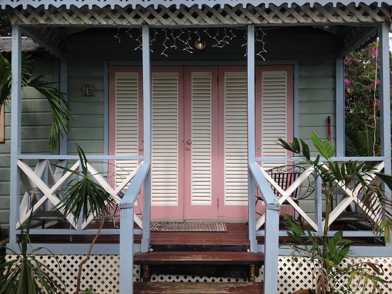JB Cottage (Front)