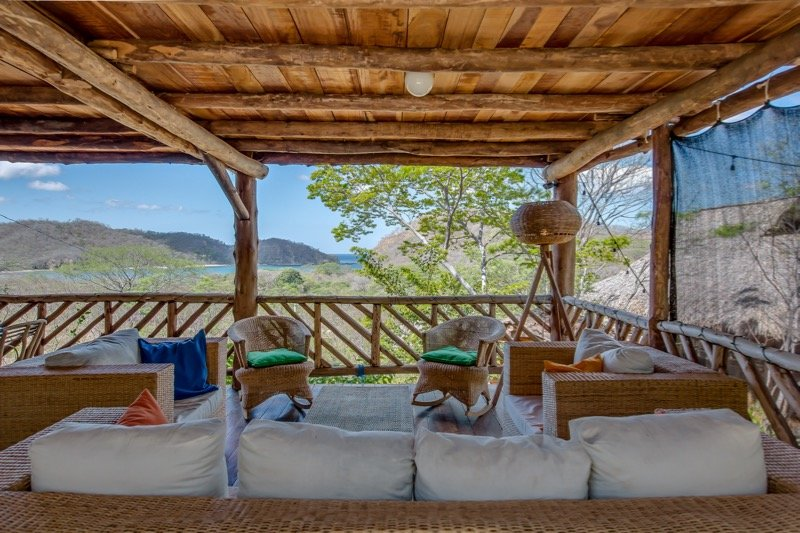 Eden on the Chocolata 1 - Luxurious cabana in a romantic setting, holiday rental in Playa Marsella