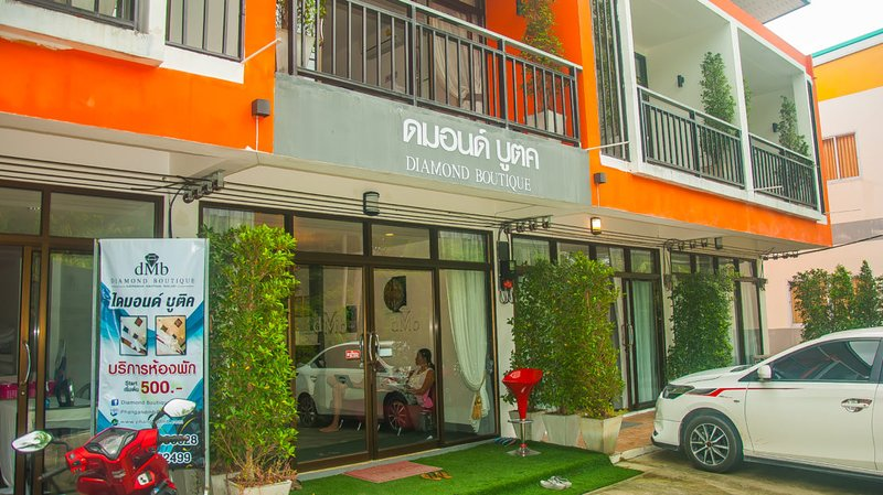 Phangan Diamond House - Standard Unit 1, holiday rental in Surat Thani