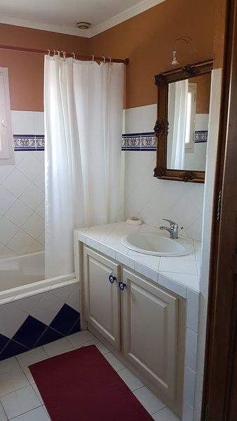 piso del baño