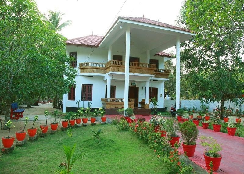 AchayansHomestay Mararikulam, vacation rental in Athirappilly