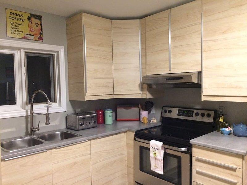 Volle Küche