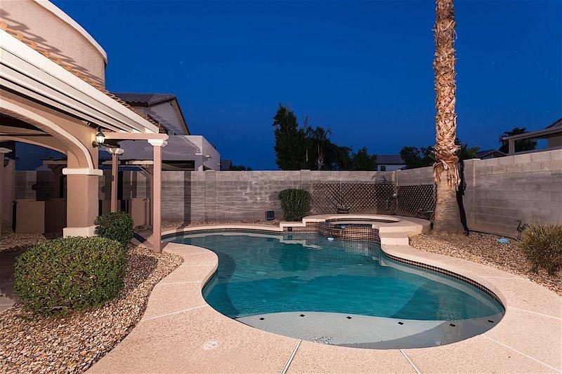 Flagstone, Pool, Resort, Swimming Pool, Water