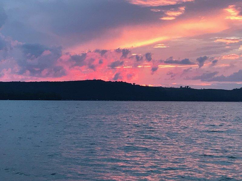 sunset vistas