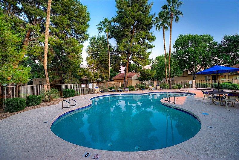 Pool, Resort, Swimming Pool, Water, Patio