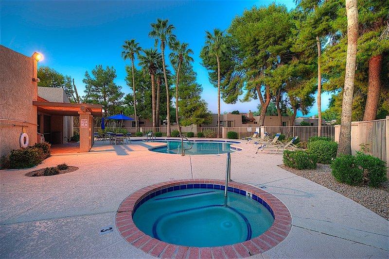 Pool, Water, Tree, Resort, Swimming Pool