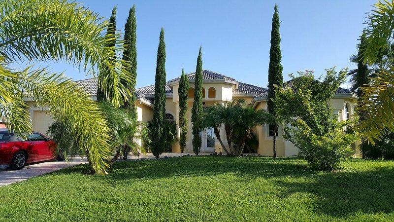 Front Villa Pleasure