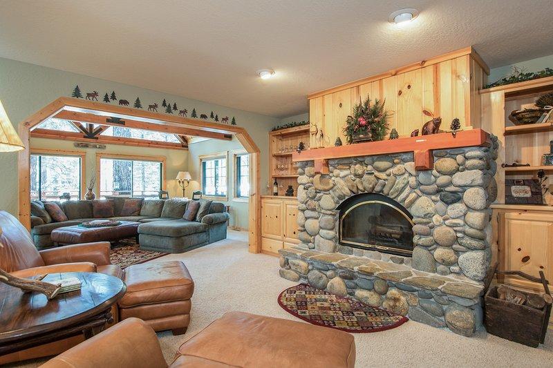 Northstar - Fairway Run Cabin, vacation rental in Truckee
