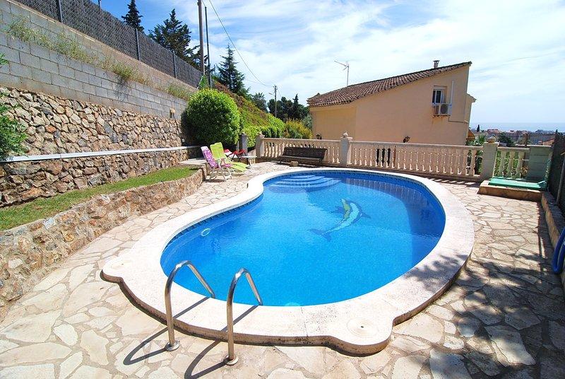OS HomeHolidaysRentals Madison House-Costa Barcelo, location de vacances à Santa Susanna
