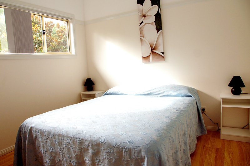 einer von zwei Schlafzimmer in der Kabine