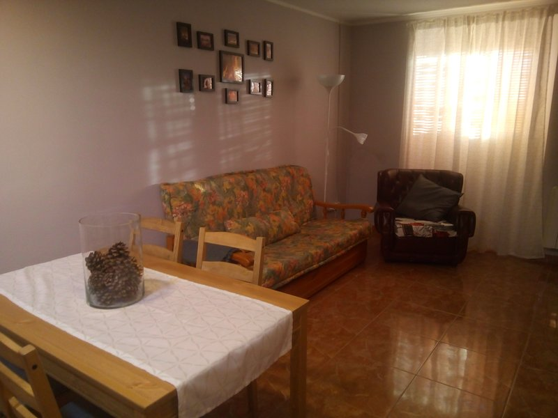 Apartamento Bajo Aragon -  Matarraña 2d, holiday rental in Fabara