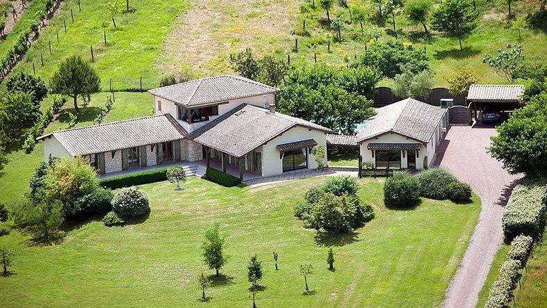 Villa le Peyrat .... Luxus-Raum und Ruhe