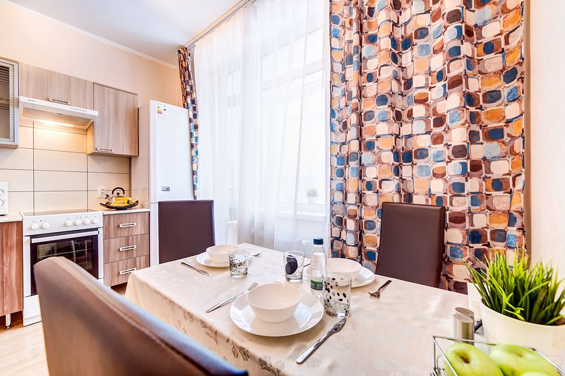 Sunshine Apartment, vacation rental in Peterhof