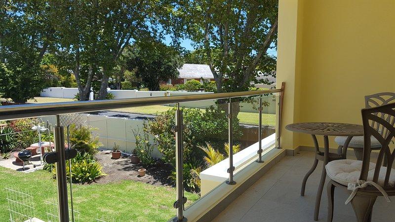Junior-Suite Merlot - Balcony, View to Garden
