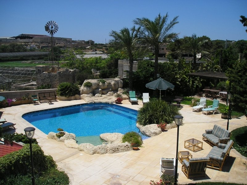 Maple Farm Garden Flat Let, holiday rental in Dingli