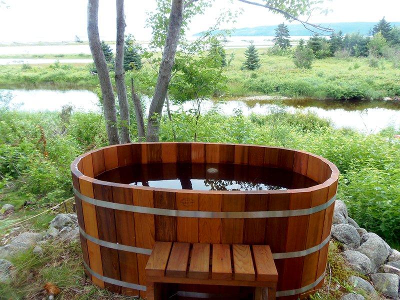 Es posible alquilar una bañera de hidromasaje para la noche