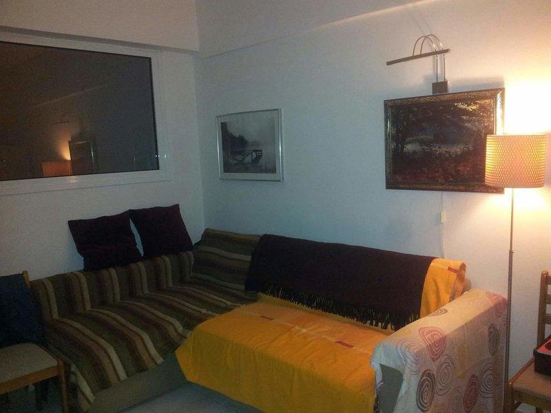 Your cozy home at the seashore, holiday rental in Paleo Faliro