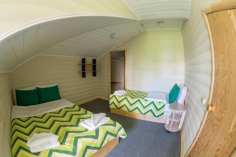 Ecotel Boutique Hotel Triple 1, holiday rental in Peresvet