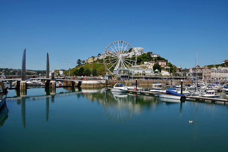 Stunning nearby Torquay