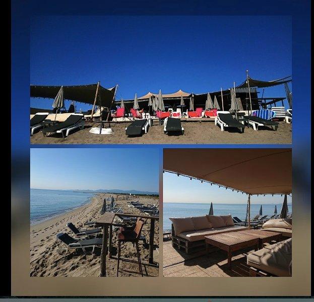 Zaza beach restaurant