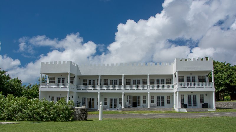 Castles in Paradise Apartment C3, holiday rental in Vieux Fort