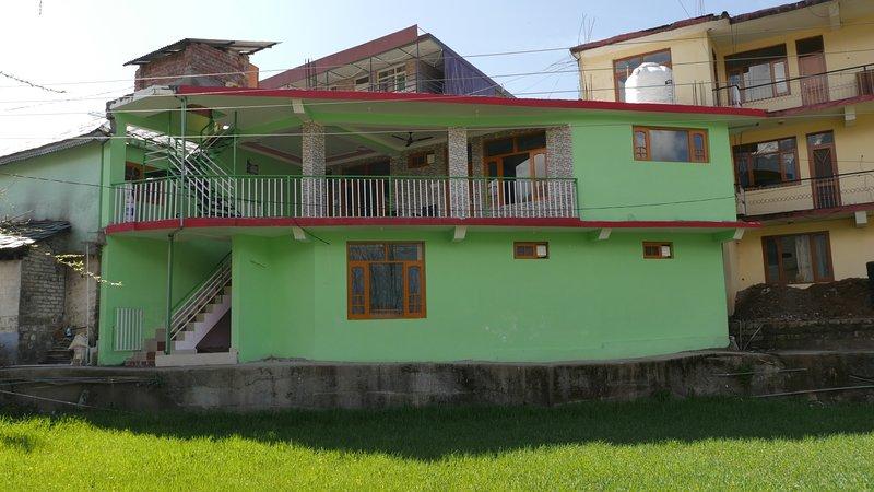 Shova's Nest, alquiler vacacional en Bharmour