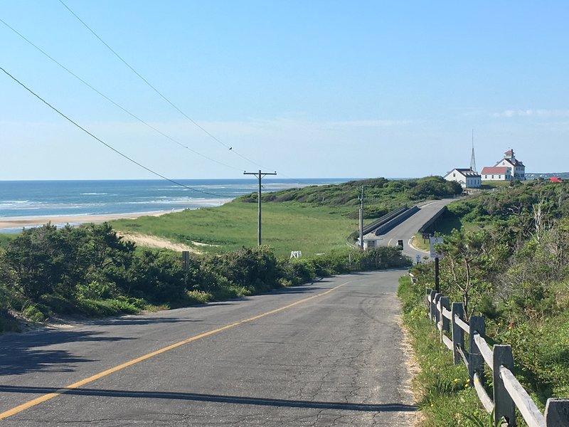 Coast Guard Beach à Eastham. Cape Cod National Seashore.